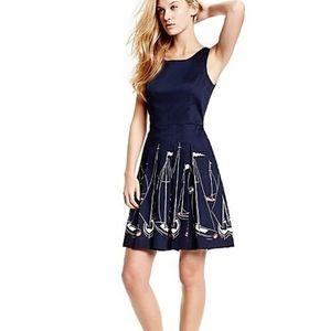 Tommy Hilfiger Blue Sleeveless Dress Size 10